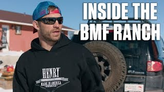 Inside Donald Cerrone's BMF Ranch | ESPN MMA