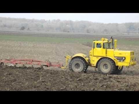 - Rába 300 & K701 szántás/Ploughing - {HD}