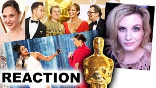 Oscars 2018 REACTION & REVIEW - Winners!