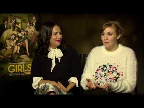 Lena Dunham and Jennifer Konner interview -- Girls