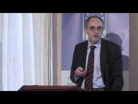 30 January 2015 - Edward Lucas - Russia and Security of Gas Supply in the EU