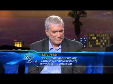 Ken Ham & Hugh Ross on TBN's