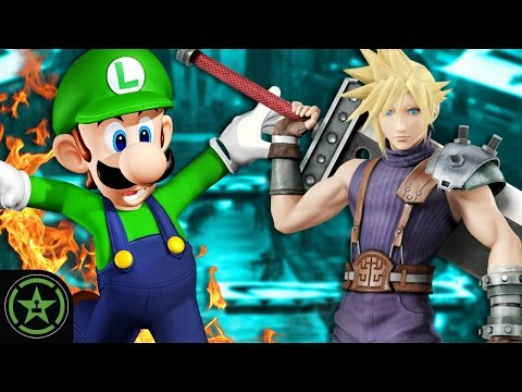 Let's Play – Super Smash Bros. Wii U with Shofu and Etika