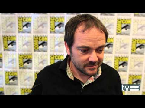 Supernatural Season 9: Mark Sheppard Interview