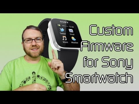 Sony Opens Smartwatch to Custom Firmware. Paranoid Android Open Sources HALO