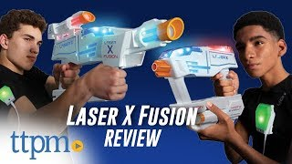 Laser X Fusion from NSI International