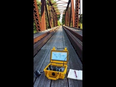 QRP from a bridge