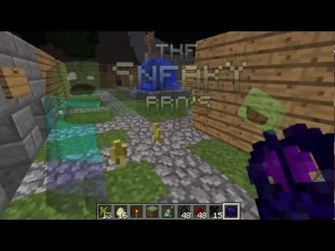 Minecraft Clay Soldiers Mod V7 - First Look