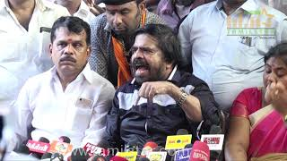 T.Rajendhar Press Meet