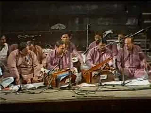 Nusrat Fateh Ali Khan - Allah Hoo - Part 13