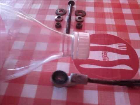 Flotador para tinaco hecho en casa abril 2 2013 youtube - Lamparas de pared infantiles ...