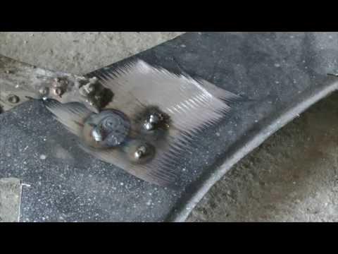 Регулировка сварочного полуавтомата.Adjustment of the welding machine