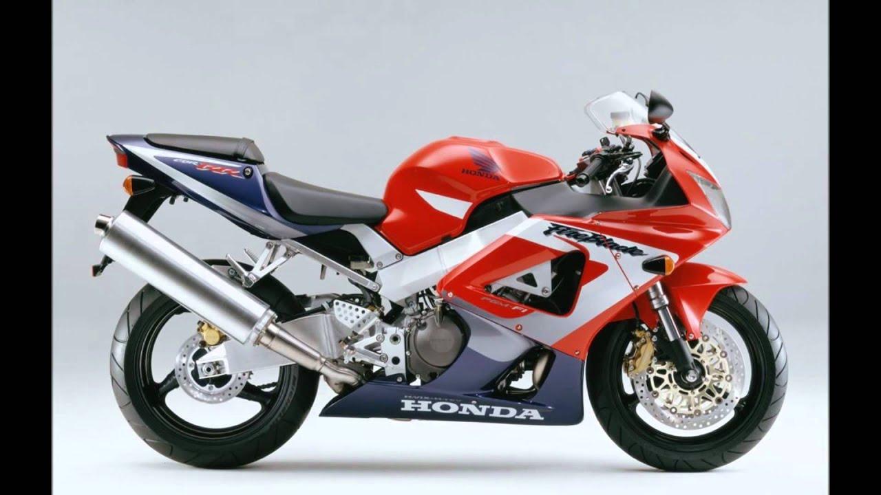 Evolution Of The Honda Cbr Fireblade 1992 2012 Youtube