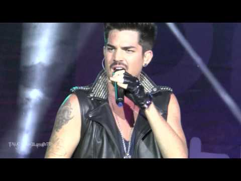 HD Adam Lambert - Shout - Pittsburgh Pride 2013