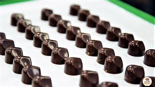 Bisküvi Dolgulu Çikolata Tarifi - Şef Ahmet Çakır
