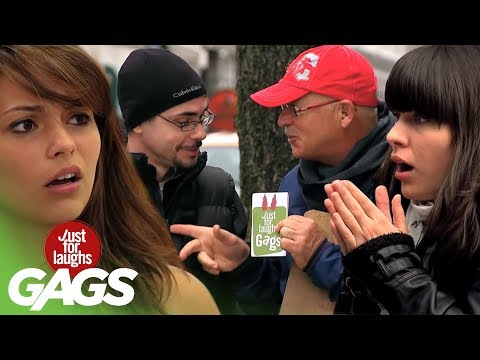 Best Of Just For Laughs Gags  Funniest Instant Accomplice video