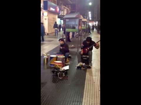 Pink Floyd - Teacher Leave Those Kid Alone - Buenos Aires - La Calle Florida video