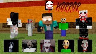 Monster School : SEASON 1- Minecraft Animation