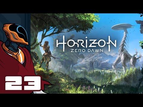 Let's Play Horizon Zero Dawn - PS4 Gameplay Part 23 - Bwoooommmm