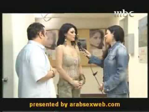 Haifa Wehbe Practical Joke Video-ASWS11 » Arab Sex Web.flv
