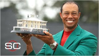 Tiger Woods' legend keeps growing after his 5th Masters win   SportsCenter