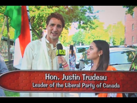 An Interview with Hon.Justin Trudeau,Hon.Jason Kenny & Lysane B. Lamothe MP