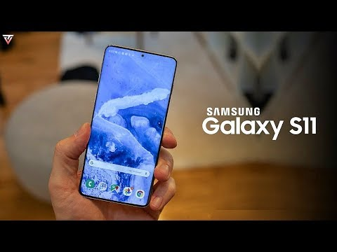 Samsung Galaxy S11 - OFFICIAL CAMERA VIDEO