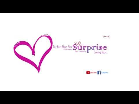 SURPRISE Bengali Short Film Motion Poster | HD | Ctrl+A Films