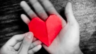 How To Make An Easy Origami Heart - [[hd]]