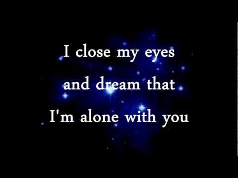 The Outfield - Alone With You lyrics