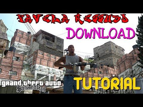 DOWNLOAD FAVELA RESSUBD +18 GTA SA TUTORIAL DE INSTALAÇÃO FULL HD thumbnail