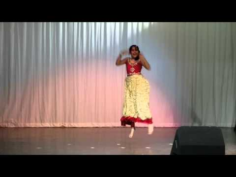 Aaja Nach Le And Mera Piya Ghar Aaya Fusion Dance By Tushita Aggarwal video