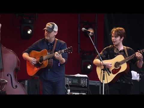 Billy Strings w/ Bryan Sutton - Freeborn Man - Delfest Grandstand Stage 5/28/2017