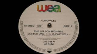 Watch Alphaville The Nelson Highrise Sector video