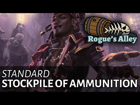 MTG Standard: Stockpile of Ammunition - Rogue's Alley