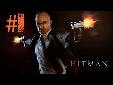 Lets Play Hitman Absolution Deutsch Part 1 German Walkthrough Gameplay 1080p