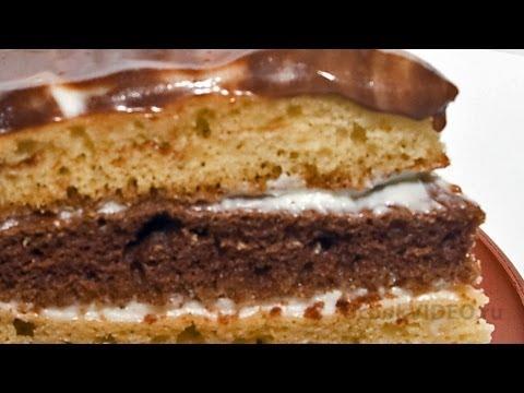 Торт Сметанник видео рецепт UcookVideo.ru