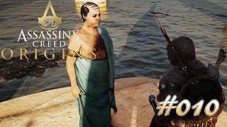 ASSASSIN'S CREED ORIGINS #010 – Der betrunkene Crocodile-Hunter | Let's Play Assassin's Creed