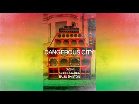Download  dvsn & Ty Dolla $ign - Dangerous City feat. Buju Banton  Audio Gratis, download lagu terbaru