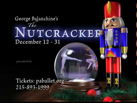 Pennsylvania Ballet: George Balanchine's The Nutcracker TV commercial 2009
