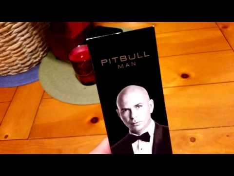 NEW PITBULL (old)MAN Cologne RE-PEEWE!!!