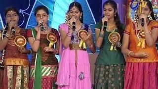 Padutha Theeyaga - పాడుతా తీయగా - 21st July 2014