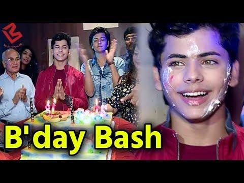 Chandra Nandini | Child Actor Siddharth Nigam Celebrates Birthday