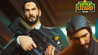 THE REAL JOHN WICK IS HERE!!! *NEW SEASON 9* - Fortnite Short Film
