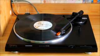 Grundig PS4300 (Technics SL-B210) & The Police