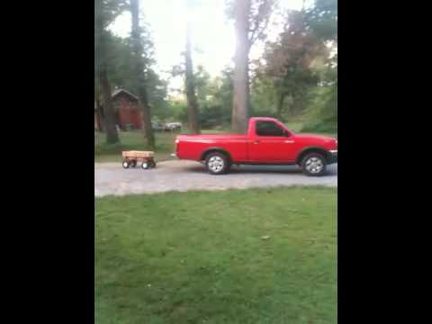 My Radio Flyer Wagon video