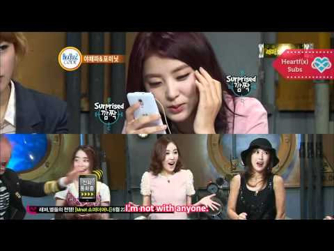 [HeartfxSubs] 120607 MNET Beatles' Code - f(Sulli) Cut (ENG | HD)