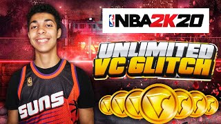 NBA 2K20 UNLIMITED VC GLITCH! HOW TO GET VC FOR FREE 100% / NO CLICKBAIT / STILL WORKING