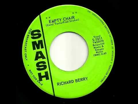 Richard Berry -  Empty Chair