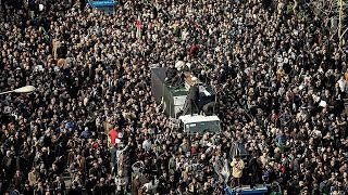 Download Lagu Iranians rebel at former President Rafsanjani's funeral Gratis STAFABAND